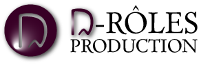 D-Rôles Production Logo